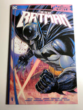 Load image into Gallery viewer, FUTURE STATE THE NEXT BATMAN #1 EXCLUSIVE TYLER KIRKHAM VARIANT COMIC BOOK