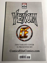 Load image into Gallery viewer, VENOM #27 EXCLUSIVE RYAN BROWN TRADE DRESS VARIANT COMIC BOOK