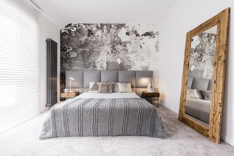 Accentuate with wallpaper