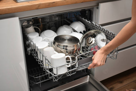 """Cosmo 24"""" Top Control Built-in Tall Tub Dishwasher"""