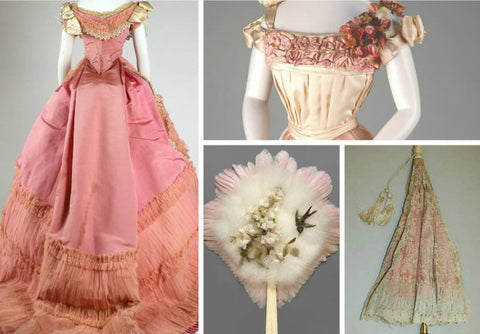 Dresses In The 19th Century