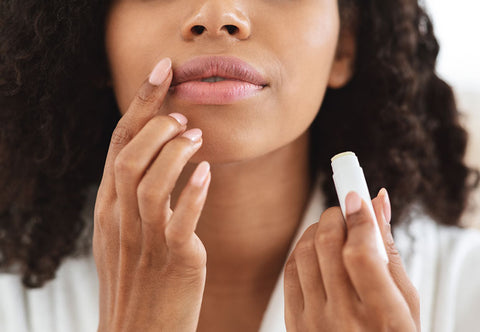 Your lips also need some care