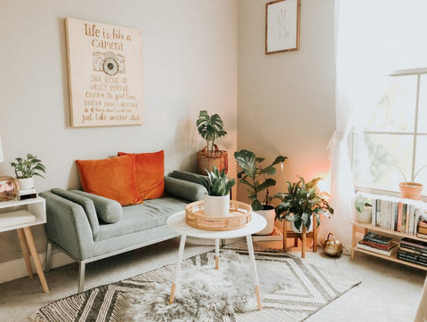 mirrors for small apartment