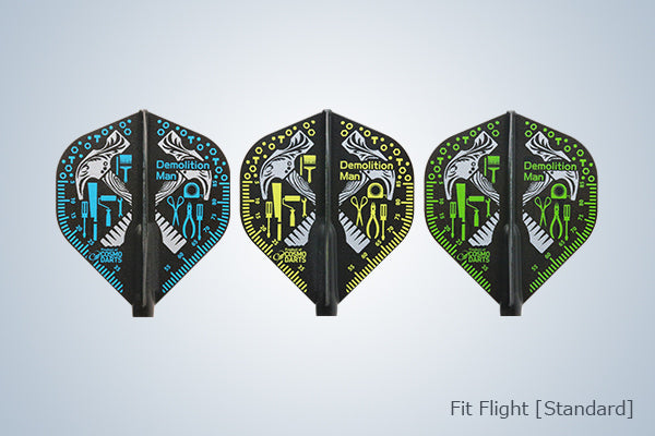 Cosmo Fit Flights - Standard - Darren Webster - 3 pack