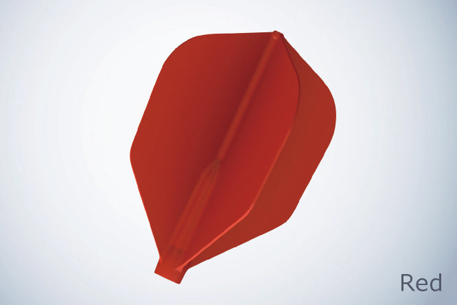 Cosmo Fit Flights - Shape Red - 3 pack (1 set)
