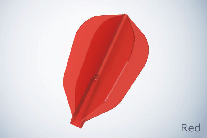 Cosmo Fit Flights - Super Shape Air - Red - 3 pk