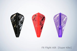 Cosmo Fit Flights - Super Kite Air - Royden Lam - 3 pack