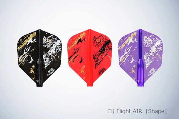 Cosmo Fit Flights - Shape Air - Royden Lam - 3 pack