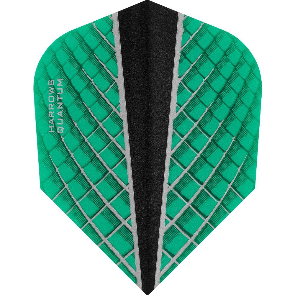 Harrows Quantum X 3D UV 100 micron Flights - Jade