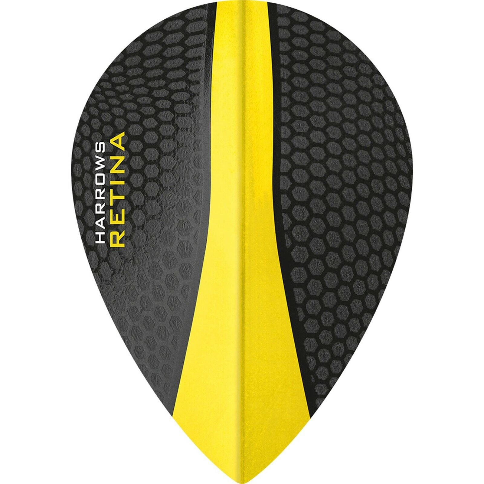 Harrows Retina Flights - Pear - 100 micron - Yellow