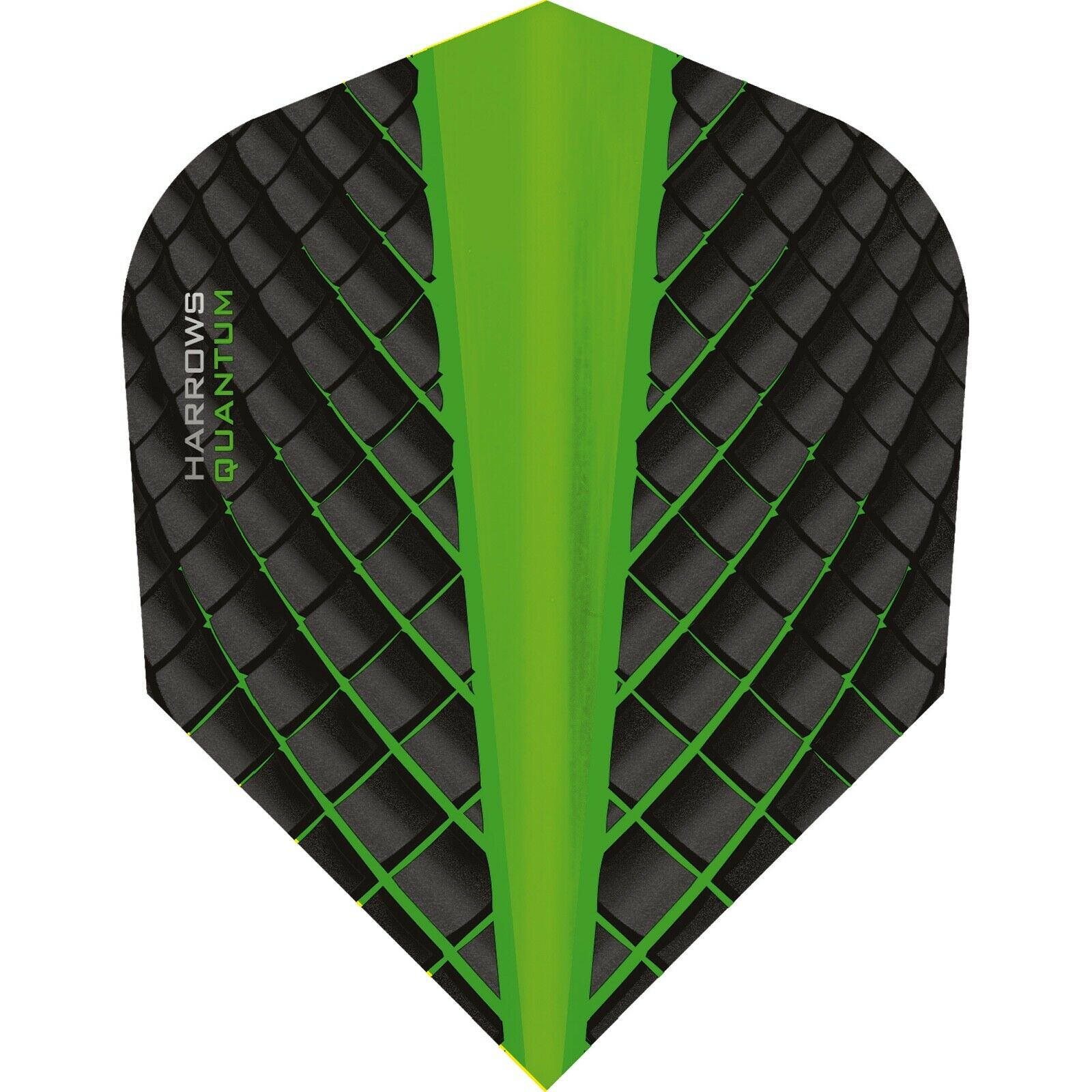 Harrows Quantum Flights - Std No6 - 100 micron - Green