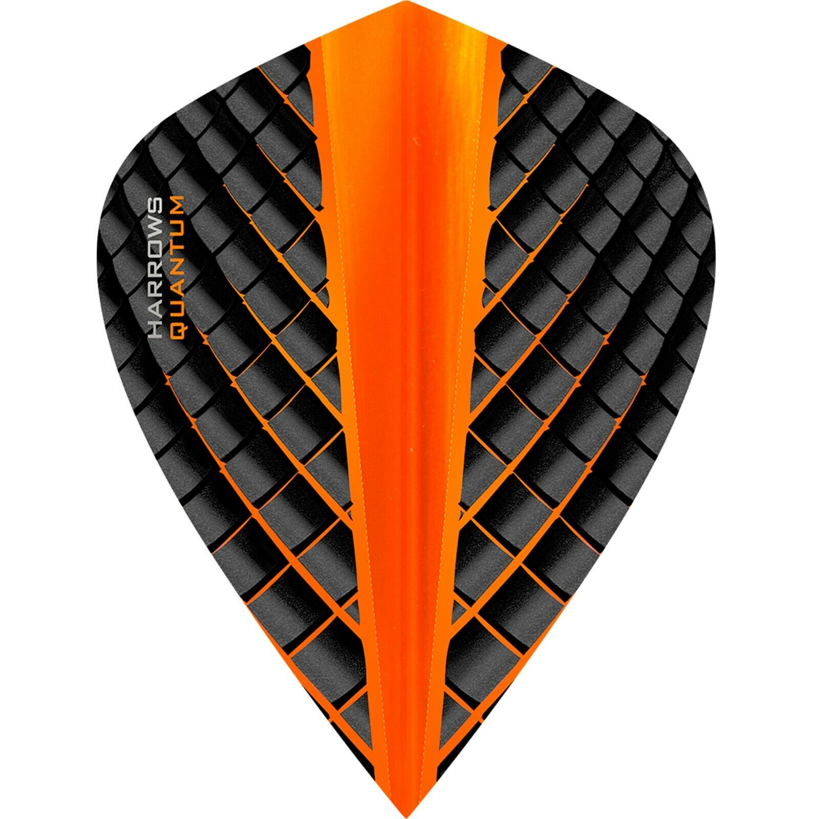 Harrows Quantum Flights - Kite - 100 micron - Orange