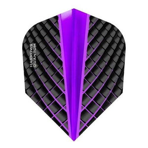 Harrows Quantum Flights - Std No6 - 100 micron - Purple