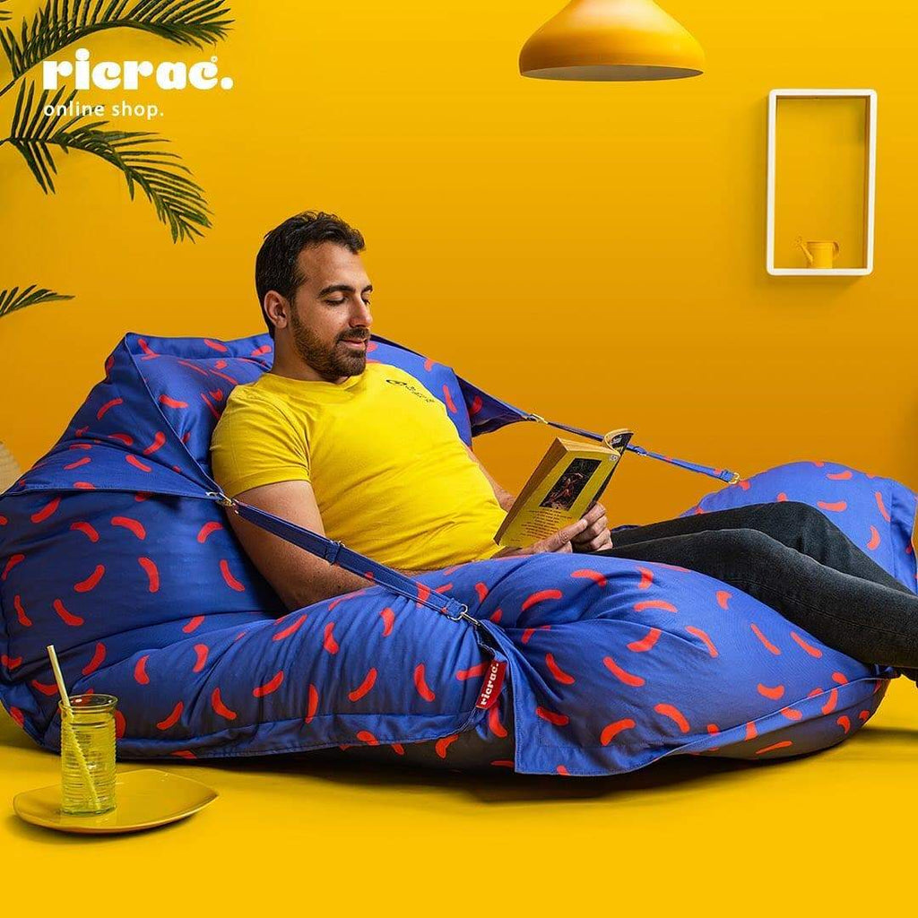 Bean Bag Lounger from Ric Rac