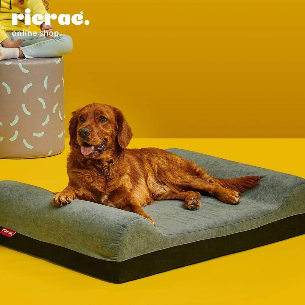 Orthopedic Memory Foam Pet Bed - Rontac - RicRac Pet Bed سرير للكلاب