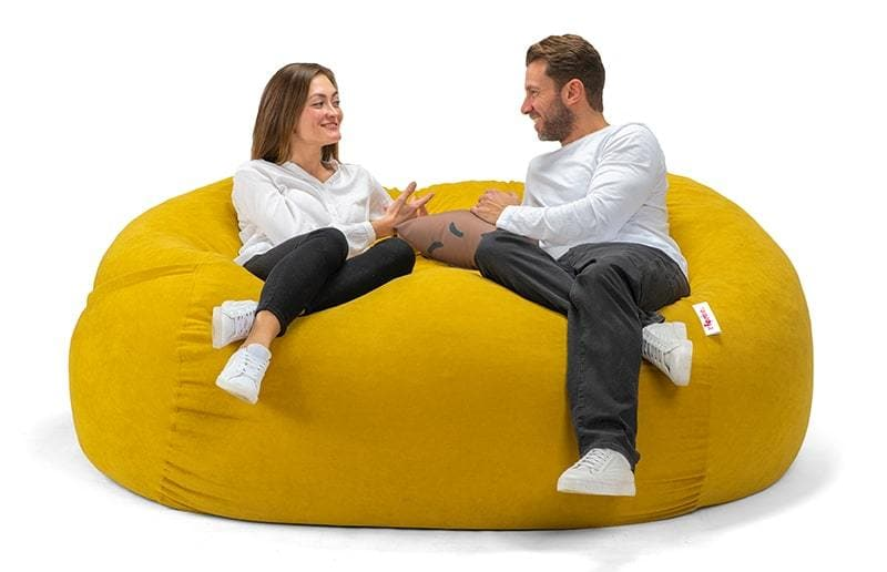 Oversized Bean Bag Sofa Sac like mini bean bag sofa