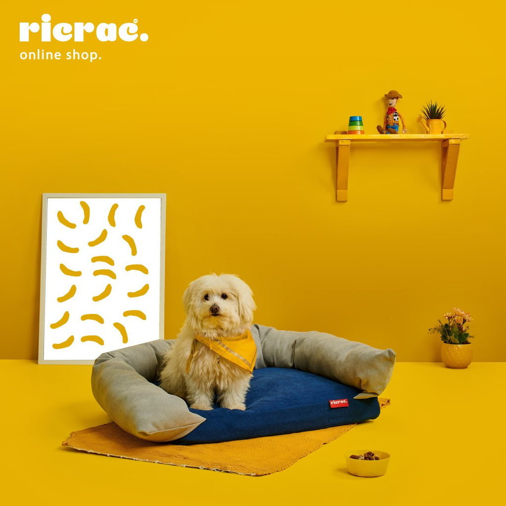Puffy Pets Bed - Puffy Dog Bed Egypt RicRac