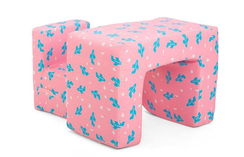 Kids Arm Chair & Desk - Ramyl