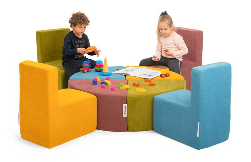 Kids Multiactivity Corner