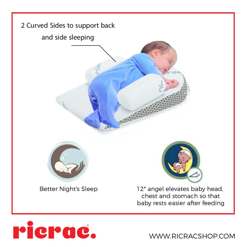Back and Side Sleep Positioner - Ranula