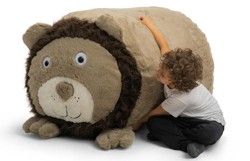 Kids Lion Bean Bag