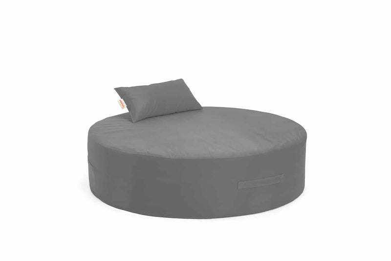 Rounded Mini Bed & Pouf - Runtic