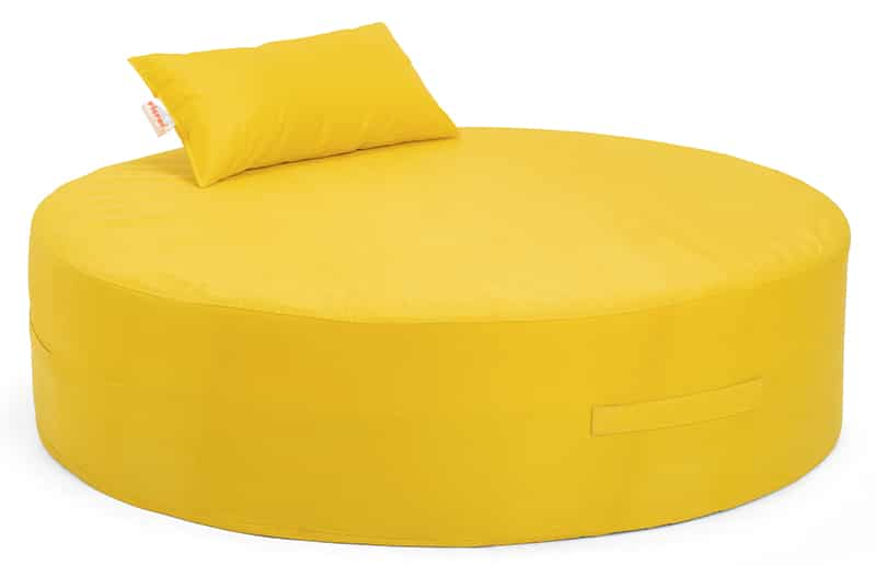 Rounded Mini Bed & Pouf – Runtic| | RicRac Shop