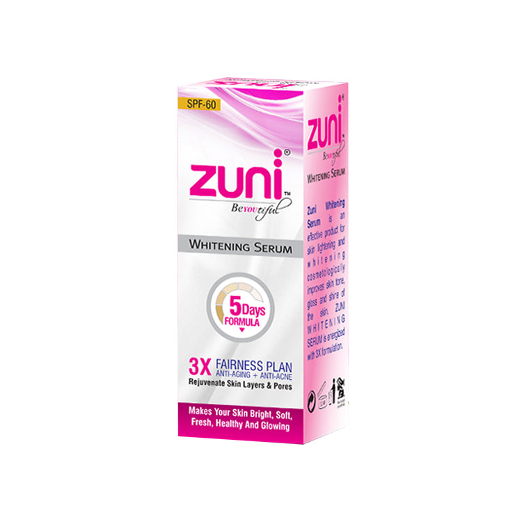 ZUNI BEAUTY SERUM