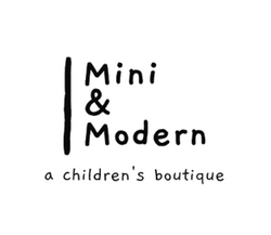 Mini & Modern Children's Boutique