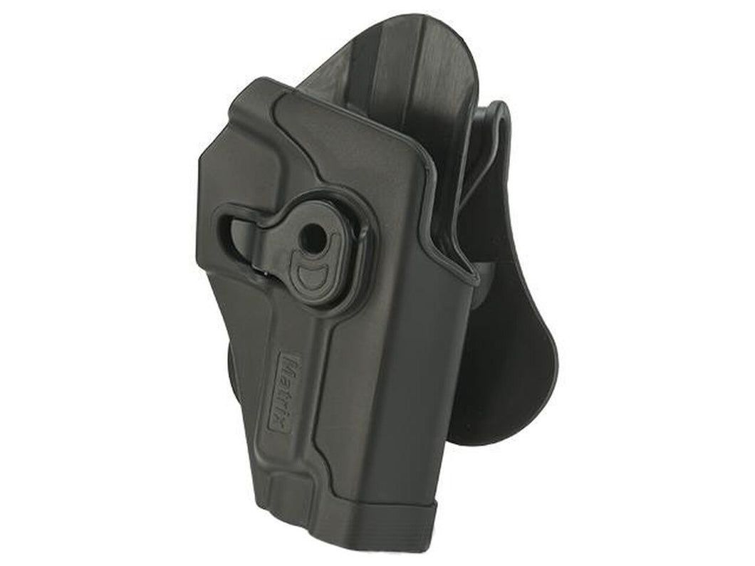Matrix Hardshell Adjustable Holster for Sig P226 Series Pistols (Mount: Paddle Attachment)