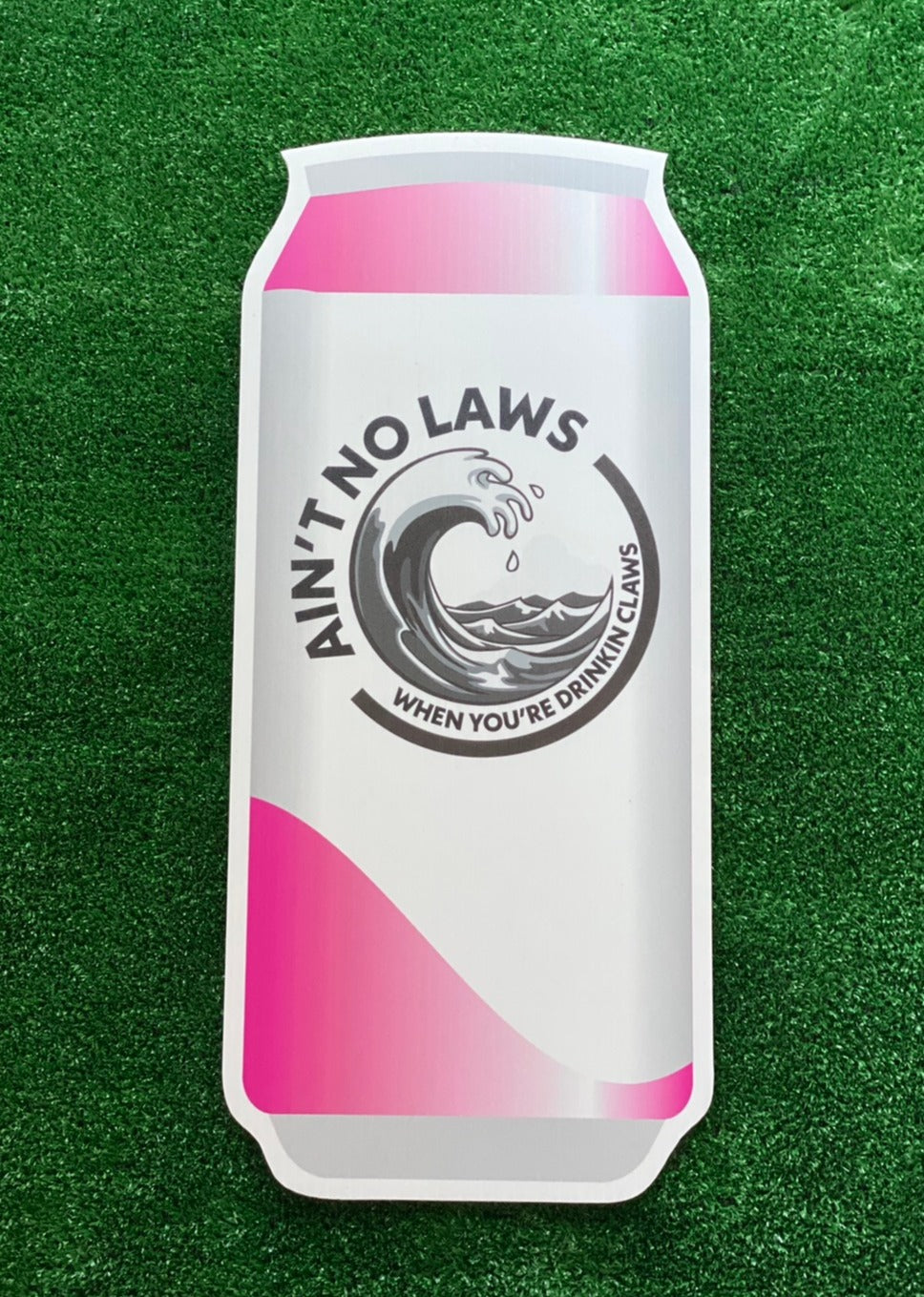 Pink Claw Can Add On