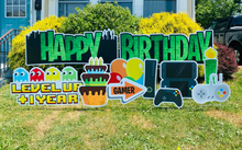 Load image into Gallery viewer, 'Dean' Birthday Gamer Theme