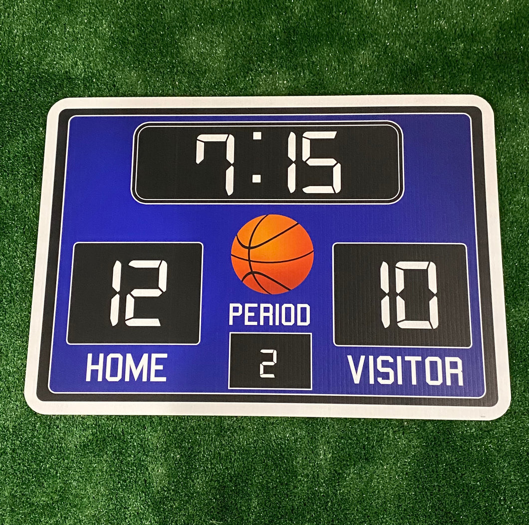 Basketball Scoreboard Add On