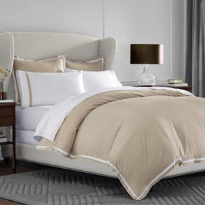CLEAN DESIGN HOME x Martex Duvet Cover Set, Khaki - CLEAN DESIGN HOME