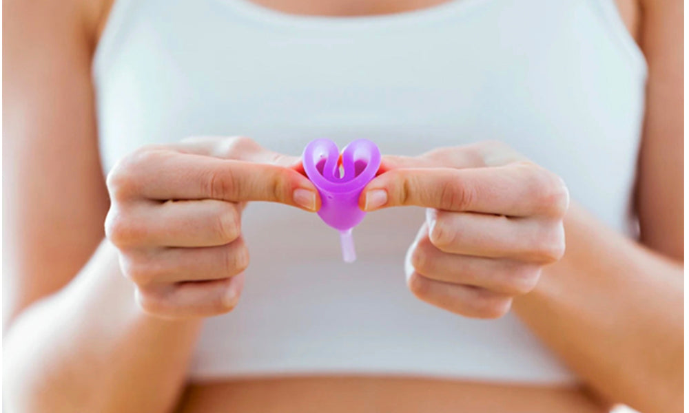 The BeYou guide to using a menstrual cup for the first time   Beauty Spa Wellbeing Online