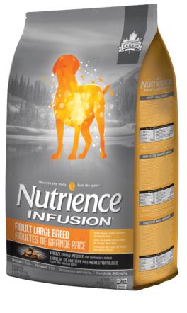 Nutrience Infusion Grande race au poulet