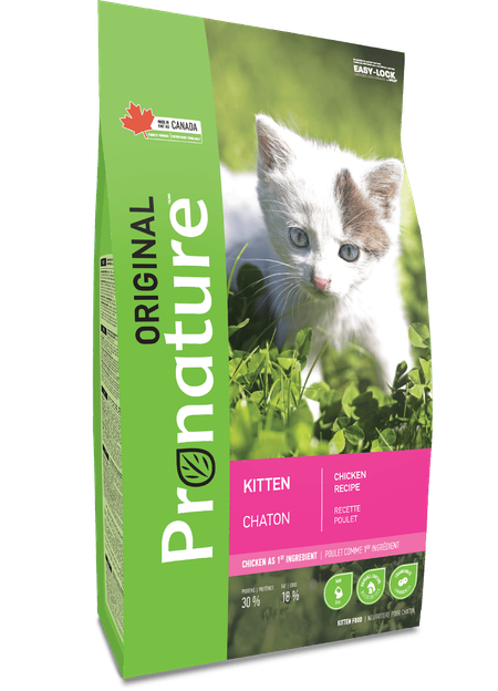 Pronature Original chaton recette poulet 2,27kg