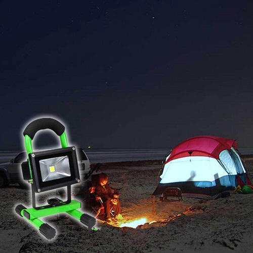 10W RECHARGEABLE FLOOD LIGHT