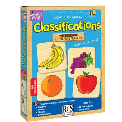 CLASSIFICATION GAME - Basedonlogistics