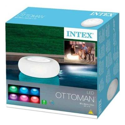 Led Ottoman Light - Basedonlogistics