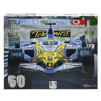 F1 Elf Puzzle 60Pc - Basedonlogistics
