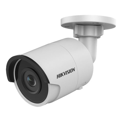 HikVision IP Camera 2MP Bullet IR 20m – 4mm Fixed – IP66