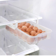 Load image into Gallery viewer, 18 Eggs Adjustable Refrigerator Drawer