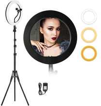 Load image into Gallery viewer, 14″ Ring Light With Tripod