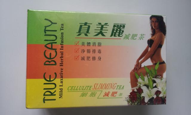 True Beauty Cellulite Slimming Tea - Basedonlogistics