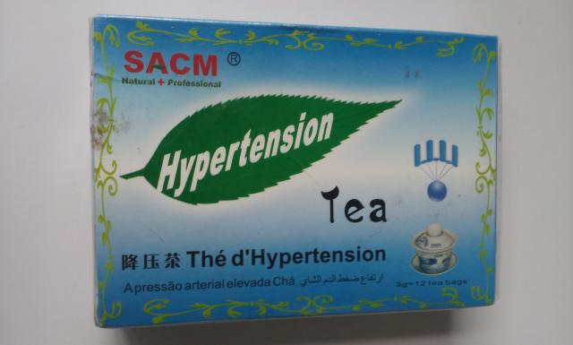 Hypertension Tea - Basedonlogistics