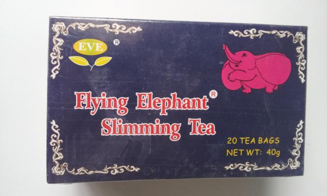 Flying Elephant Slimming Tea - Basedonlogistics