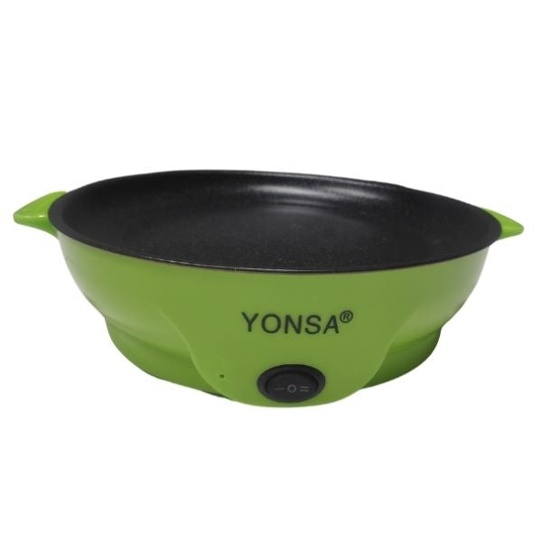 Electric Frying Pan- Green