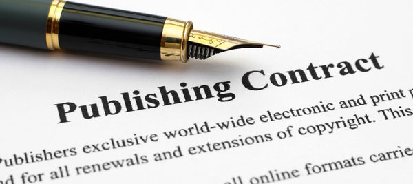 The Four Most Important Elements of Your Book Publishing Contract