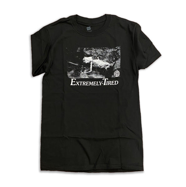 Extremely-Tired: T-shirt (Unisex)